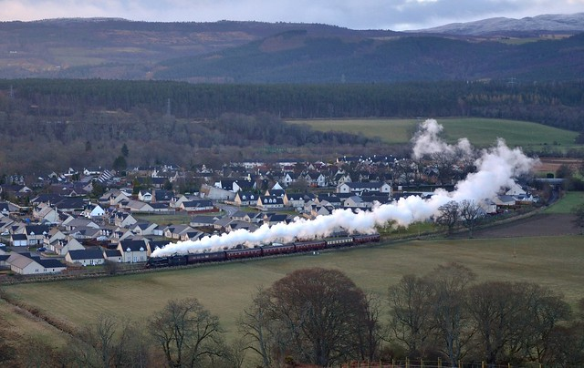 Passing Beauly