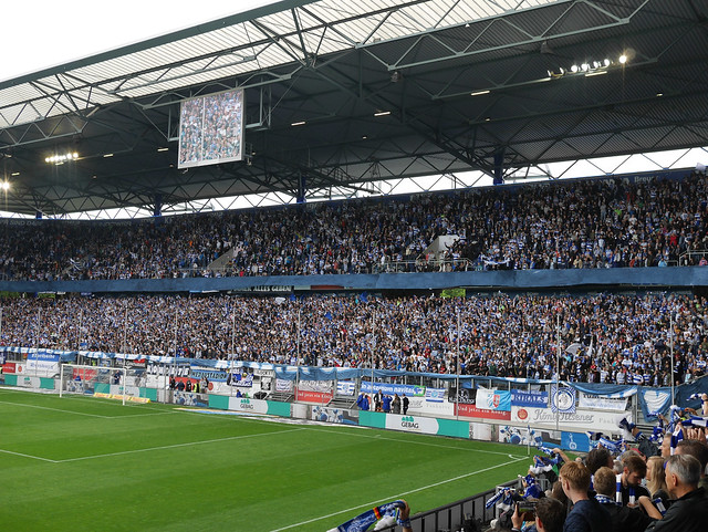 MSV Duisburg ./. VfL Bochum 1:1