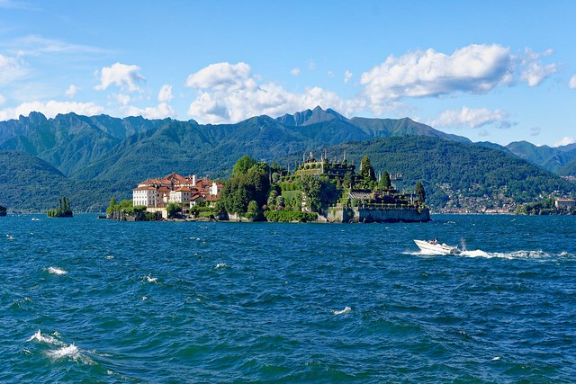 Borromean Islands /  Italy / Isola Bella