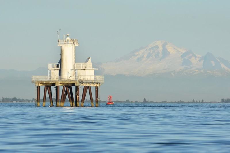 Sand Head Lighthouse