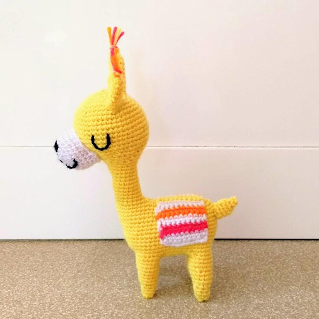 Crochet Alpaca Amigurumi Free Patterns - DIY Magazine | 1024x1024