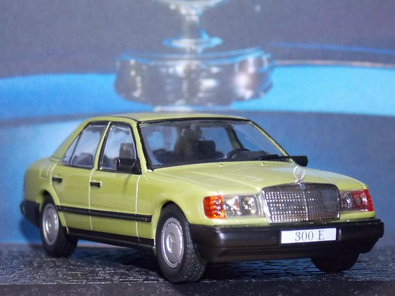 Mercedes Benz 300 E - 1984