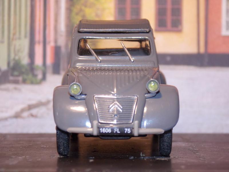 Citroën 2CV AZL – 1956