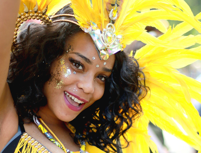 Leeds West Indian Carnival 2017 (50th)