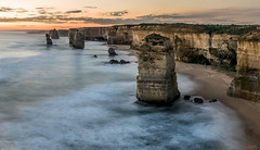 The Twelve Apostles Long Exposure