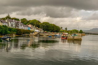 Roundstone Harbour | by kilgarron