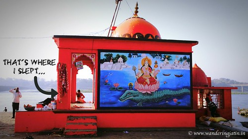 Temple at Khalghat | by wanderingjatin