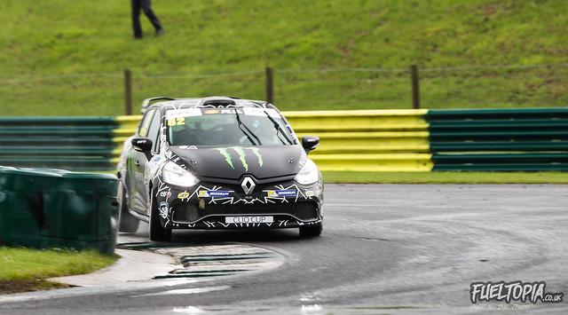 Clio Cup @ Croft Circuit