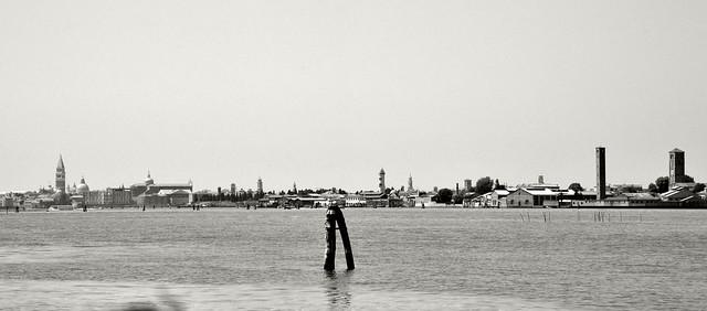 Venezia orizzontalmente