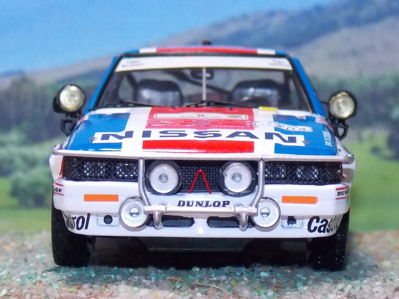 Nissan 240 RS – Safari 1984