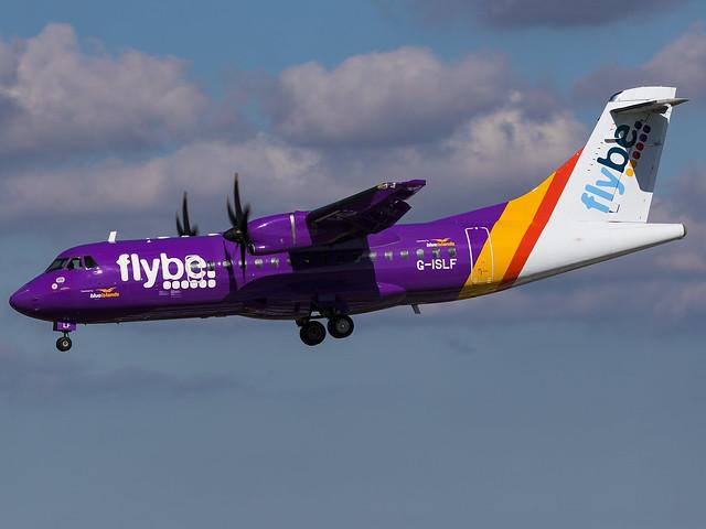 Blue Islands | ATR-42-500 | G-ISLF