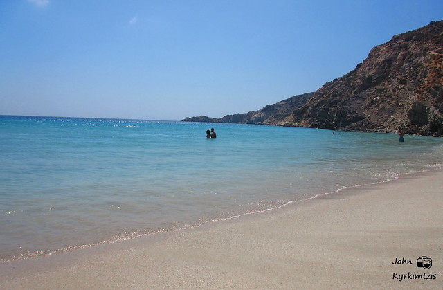 Livadi beach, Donousa Island