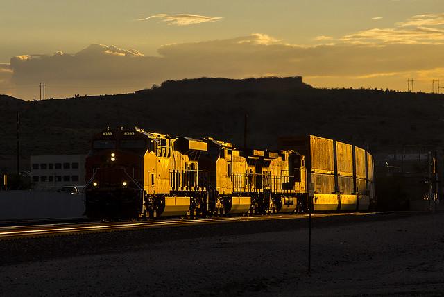 BNSF 8363 E Q STOCHI6 03L Kingman, AZ