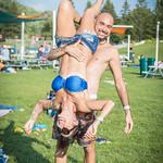Beach party Fania Beach party Dancing salsa bachata Danse