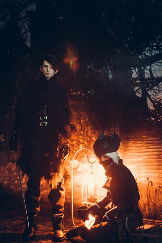Ari the Hunter (02) | by toriasoll
