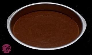 Eggless Chocolate Semolina Cake | by Sonlicious