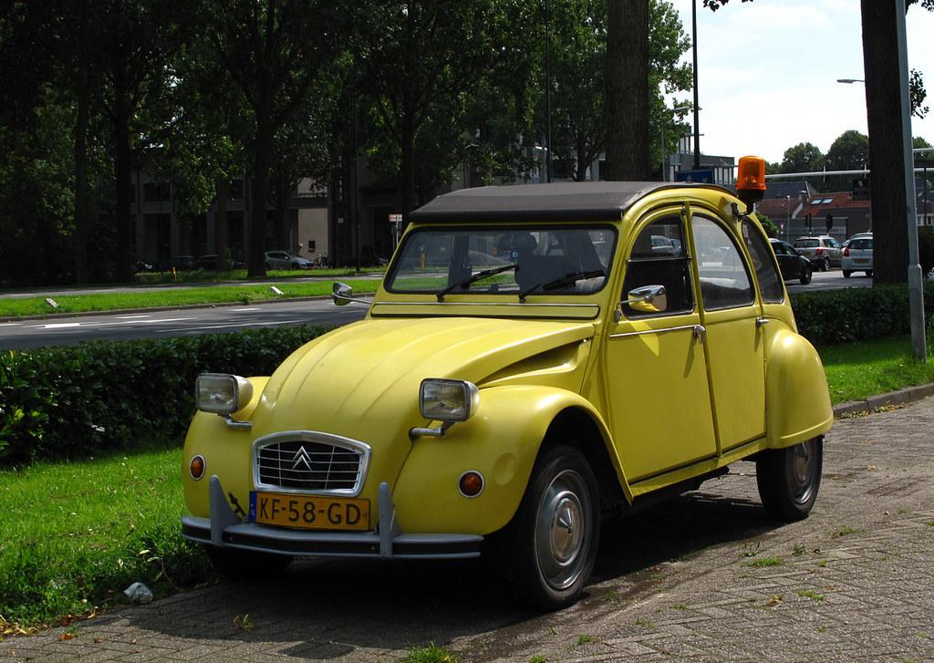 1983 Citroën 2CV 6
