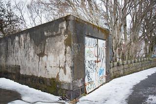 Old garage | by magnusbjorns