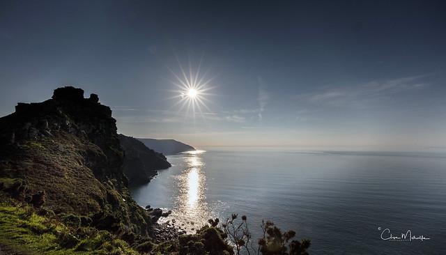 The Coastline of North Devon
