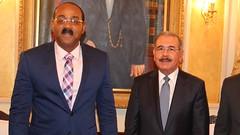 Danilo se solidariza con pueblo y gobierno Antigua y Barbuda; mañana sale delegación para asistirlos