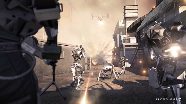 Ironsight: New First-Person-Online Shooter launches in early
