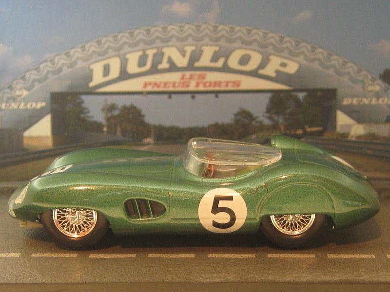 Aston Martin DBR1 – LeMans 1959