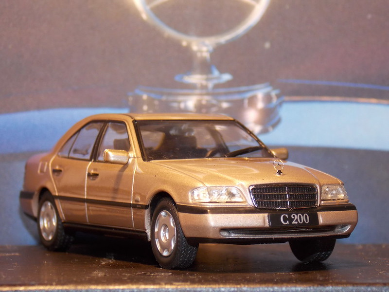 Mercedes Benz C200 - 1994