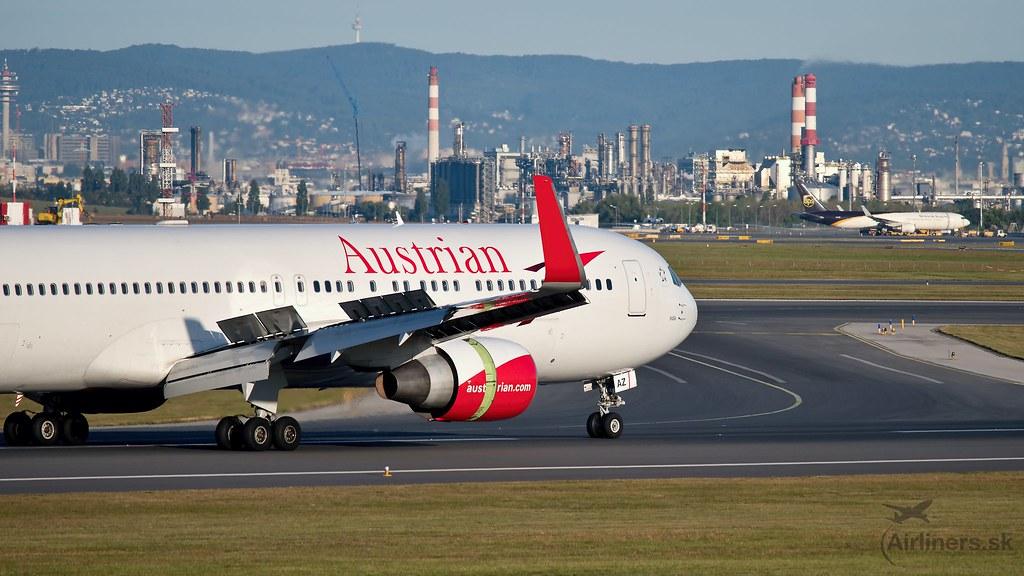 Austrian Airlines B767-300ER