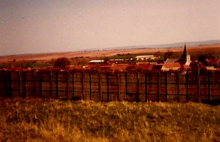 Mackenrode (NDH)- 1977 (East German Border)