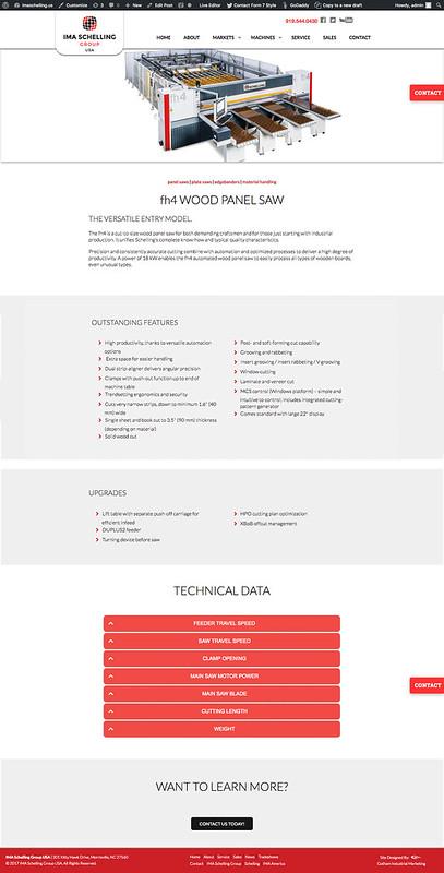 IMA Schelling Machine Page