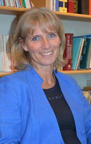 Birgitta Häggman Henrikson   by vetenskapoallm