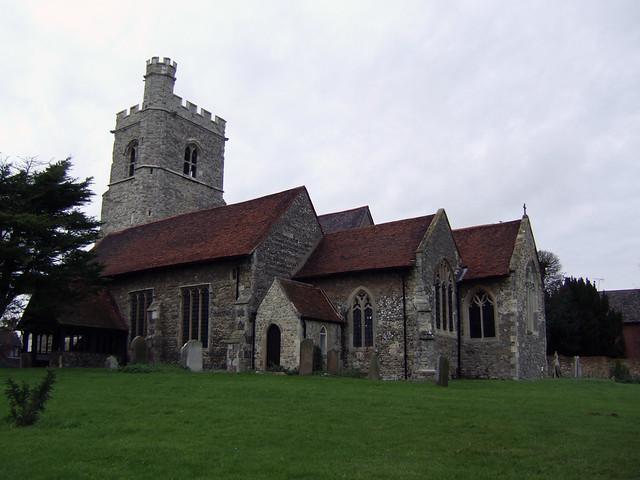 Fobbing Church