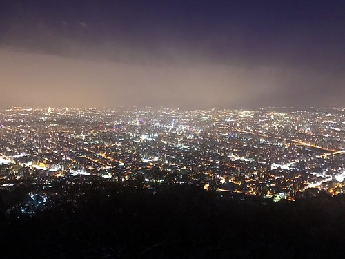 Night in Sapporo | by Shinji Abe