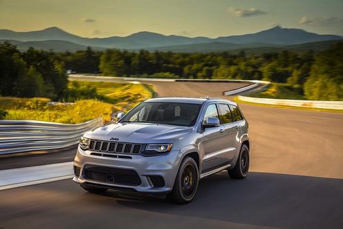 2018 Jeep® Grand Cherokee Trackhawk Photo