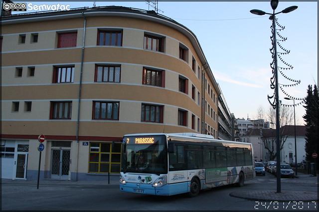 Irisbus Citélis 12 - Communauté d'Agglomération du Gapençais / Linéa n°45