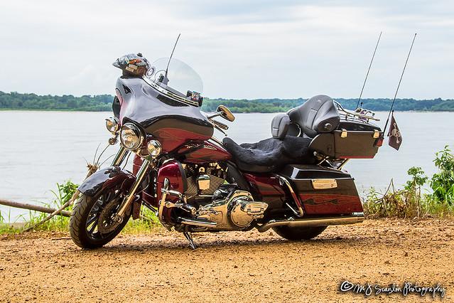 On the Banks of the Mississippi River | Hernando DeSoto River Park
