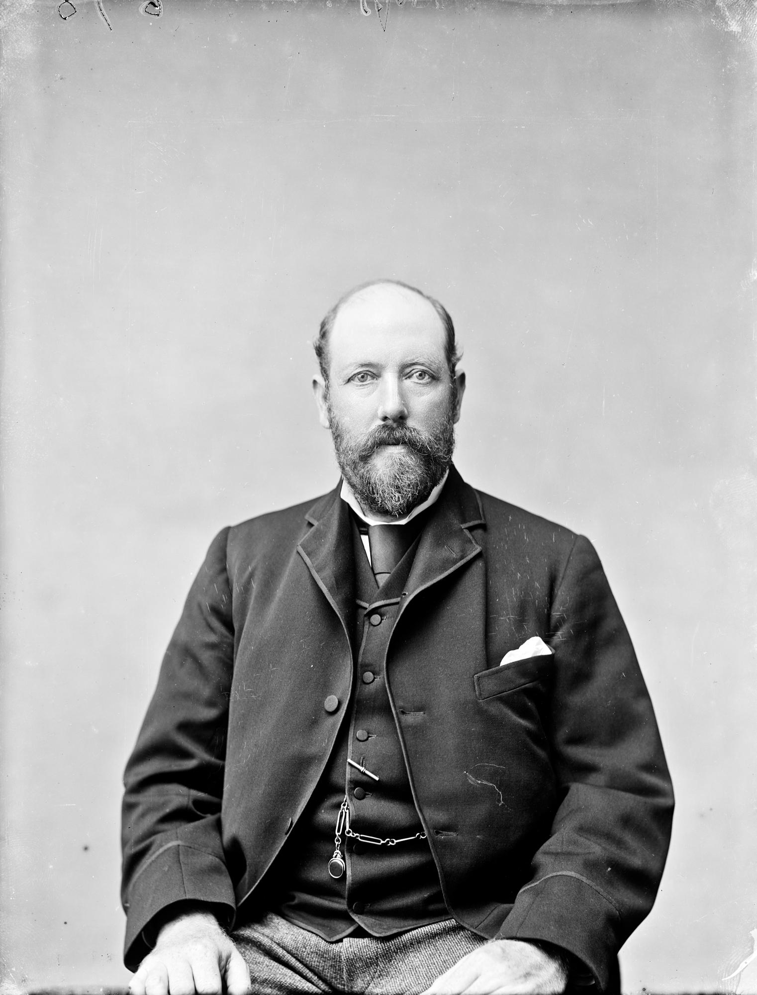 Doctor Atkins, District Asylum