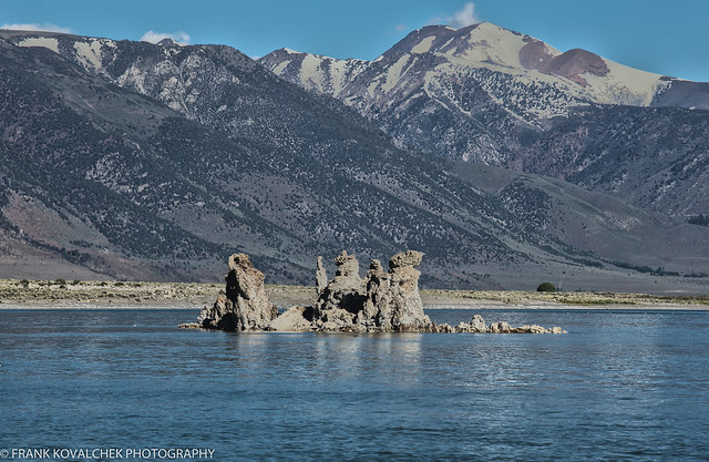 Morning on the South Beach Unit of Mono Lake