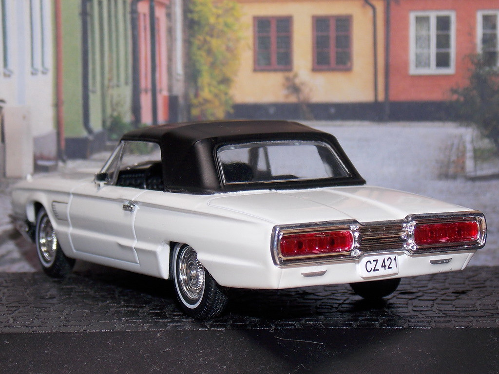 Ford Thunderbird – 1965