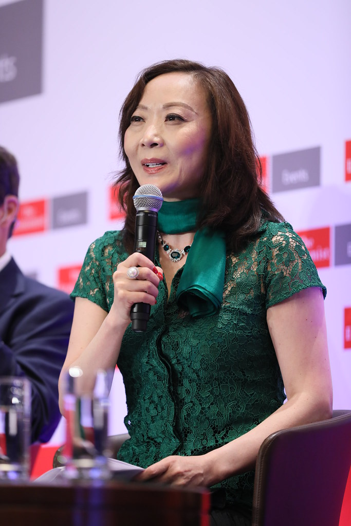 Jing Ulrich, managing director and vice chairman, Asia-Pac