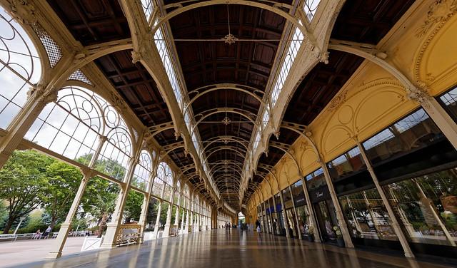 Marianske Lazne colonnade