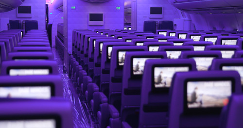 A350: Interior - Main Cabin | by DeltaNewsHub