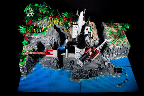 07092017_Poudlard LEGO_05 | by Norowelle