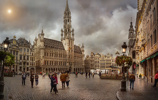 Brussel, grote markt | by Luc Mercelis