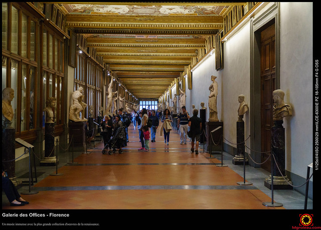 Galerie des Offices - Florence