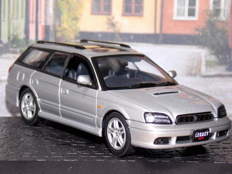 Subaru Legacy GT-B – 1999