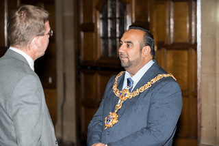 K&ABA 2017: Civic Reception   by Keighley & Airedale Business Awards