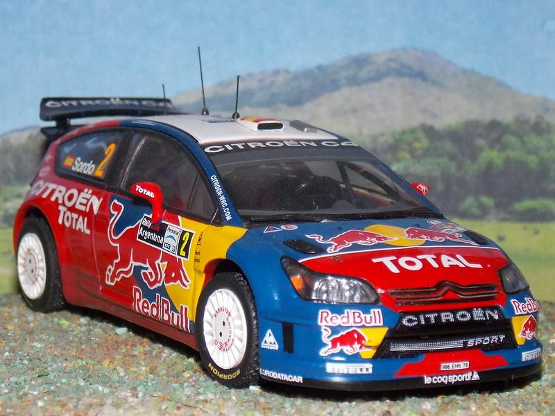 Citroën C4 WRC - Argentina 2008