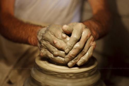 uscita fotografica con Ciro Quaranta per il Grottaglia Foto Festival 2017 per l'antico quartiere delle ceramiche