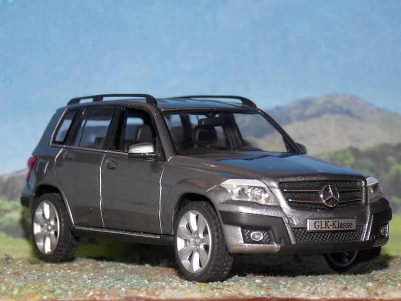 Mercedes Benz GLK - 2009